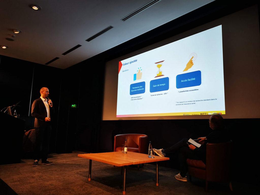 Florian Miconi sur les bénéfices de l'Intelligence Artificielle dans le secteur bancaire à Bizz & Buzz