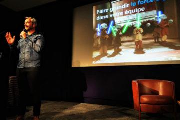 Thierry Lunati parle stratégie Social Media d'Hager France à Bizz&Buzz
