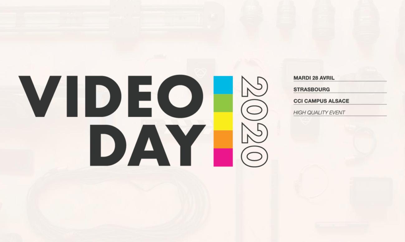 Video Day 2020 Strasbourg