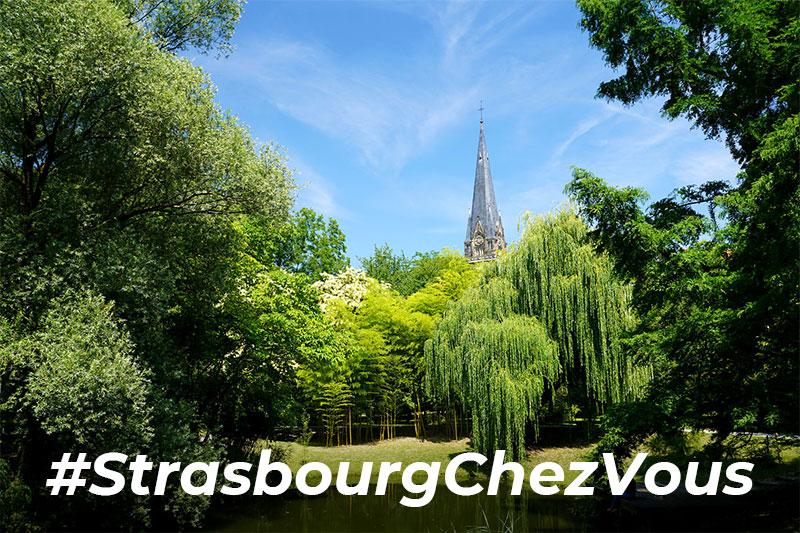 #StrasbourgChezVous par Cotad